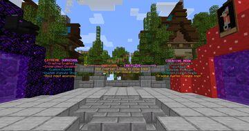 ★ 123MINECRAFT.COM ★ EXTREME SURVIVAL★ NO-LIMIT CREATIVE ★ PLAY 2 WIN ★ Minecraft Server