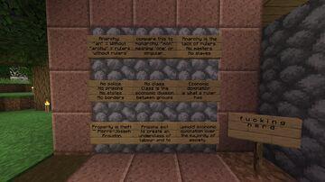 Sassy's ANARCHY | 24hr DeathBan | AntiCheat | Lives | 1.16.4 Minecraft Server