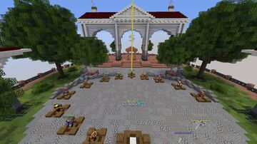 Vanilla Virtuality Minecraft Server