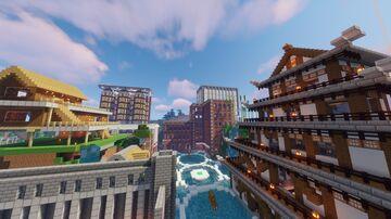 Koi Pond Minecraft Server