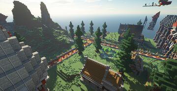 Legends Lair - Skyblock Minecraft Server
