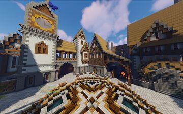 The Vault - Factions/Creative/Build-Battle/Skyblock Minecraft Server