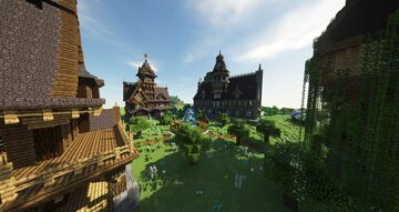 Pixel Library Minecraft Server