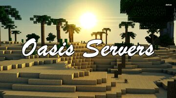Oasis Servers ➤1.12.2 ➤ Unique ➤ Custom Plugins ➤ Custom Enchants ➤ Factions ➤ MCMMO Minecraft Server