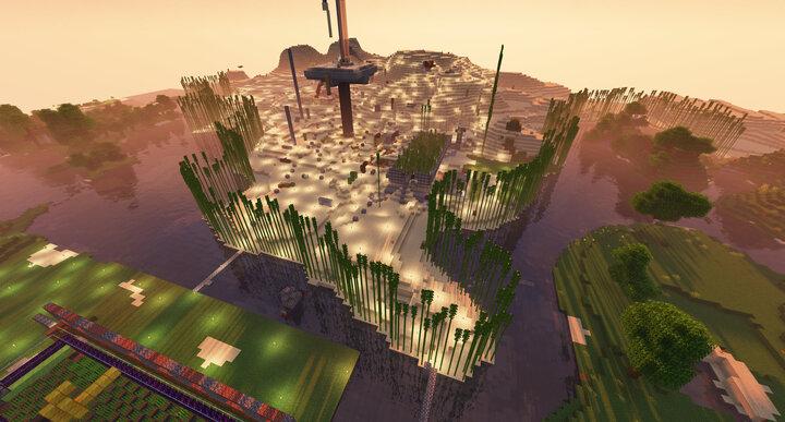 arguingson123's legendary City of Trash.