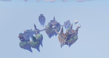 🌜PixelMoons🌜 {Beta Testing} {Skyblock} {Custom Nether} {PvP} {MMORPG} {Eco} Minecraft Server