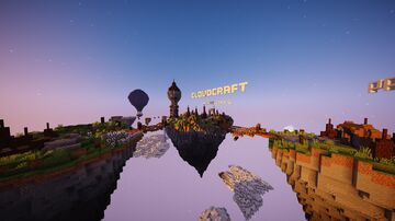 Cloudcraft Minecraft Server