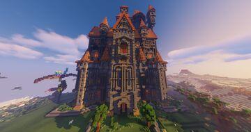Etheria Survival Minecraft Server