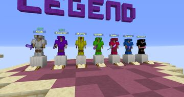 Seven Kits PVP Minecraft Server