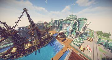 1.16 OlypticMC |Player Shops| |Custom Enchants| |Mcmmo| |Jobs| Minecraft Server