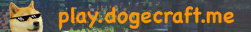 DogeCraft - Earn Dogecoin playing minecraft! Minecraft Server