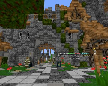 MineralCrack Factions Minecraft Server