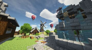 Simpcraft Minecraft Server