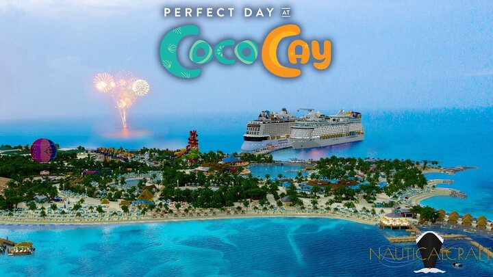 Perfect Day CocoCay  Exclusively on NauticalCraft