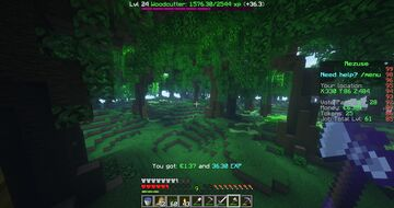 1.16.3 play.rezuse.eu   *CUSTOM* World, Items, Advancements, Mobs, Bosses, Dungeons, Unique MMO Leveling System* Minecraft Server