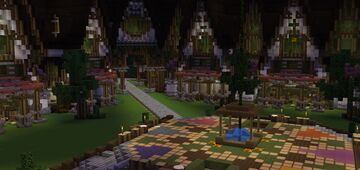 CreeperIsland - Surivial and Creative Server - 1.15.1 / Friendly, Relax and more! Minecraft Server