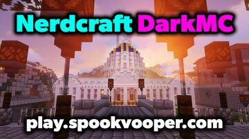 NerdCraft DarkMC: DarkRP in Minecraft [1.16, Custom Plugin] Minecraft Server