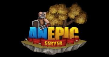 [1.15.2] AnEpicServer 💠McMMO 👋Shops 🌎Survival ✔️ Towny 💰 Auction House and much more Minecraft Server
