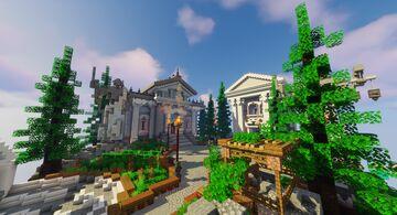 Olympus MC | Ancient Greek SMP [1.16] [JUST OPENED] Minecraft Server