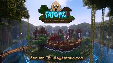 TatoMC -  Cross-platform [1.16.4] Survival | Creative | Vanilla Multi-player | No-Grief | Economy | McMMO | MyPet Minecraft Server