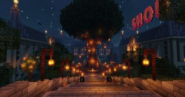 Project64 ⭐ Towny⭐  Dungeons ⭐  24/7 ⭐ PVP/PVE Minecraft Server