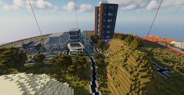 OctalMC Factions, Survival, Creative and Skyblock Minecraft Server
