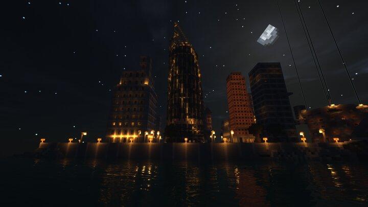 Gotham Miagani Island
