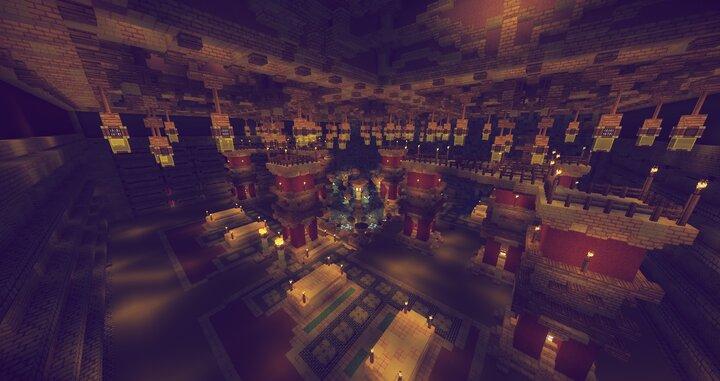Pharaoh's Tomb Dungeon