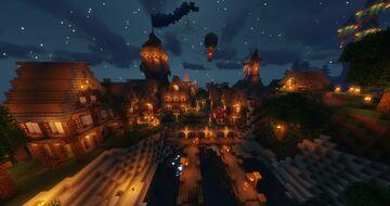 SeasideSMP Minecraft Server