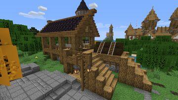 SassleCraft Minecraft Server