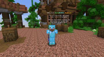 DizzyBLOCK Minecraft Server