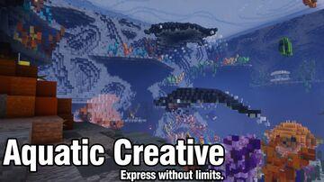 Aquatic Creative Minecraft Server