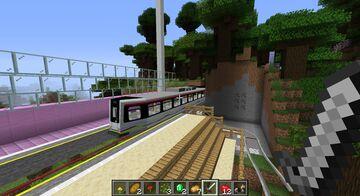 mtr server project Minecraft Server