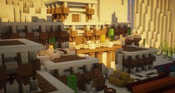 Scorched MC Minecraft Server
