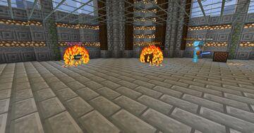 Dark Mines   1.17   Custom Bosses & Items   Team PvP Minecraft Server