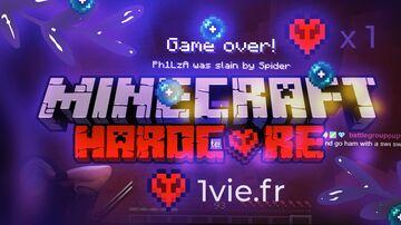 1Vie.fr | Minecraft Ultra Hardcore Anarchy Server 100% Vanilla | 0 Respawn Hunger Games deathban Minecraft Server