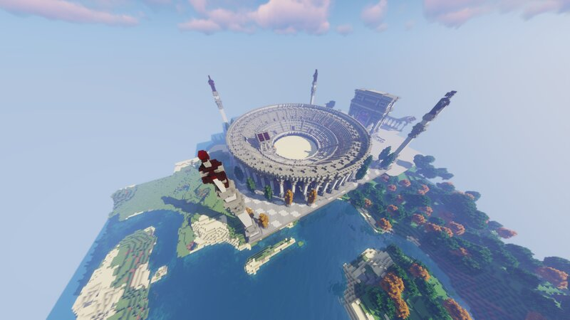 Colosseum two of our players built Rere and last1live