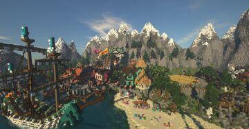 HavenCraft -> Semi-Vanilla Survival Minecraft Server