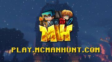 Minecraft Manhunt Server IP: →play.mcmanhunt.com← Minecraft Server