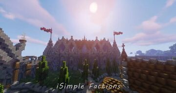 iSimple Factions Minecraft Server