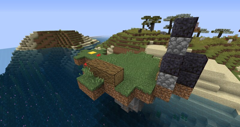 An image of the server spawn.