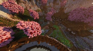Pillow Kingdom [Bedrock Support] [Survival 1.17.1] Minecraft Server