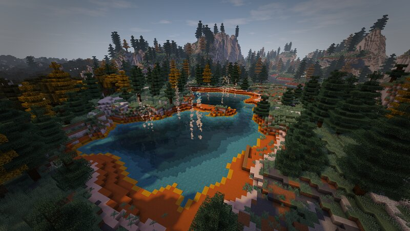 A Really Cool Pond