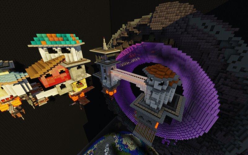 A plot in the Builder 4 world by mattbcraft