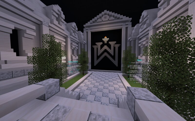 The server spawn