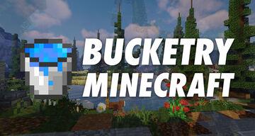 Bucketry Minecraft 1.17.1 | Survival | Ranks | Lands | mcMMO | Custom Enchants | Economy | Quests Minecraft Server