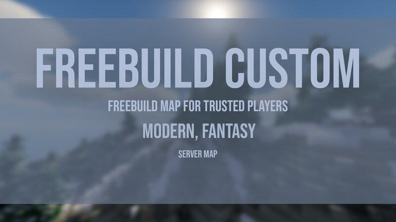 Freebuild map 1