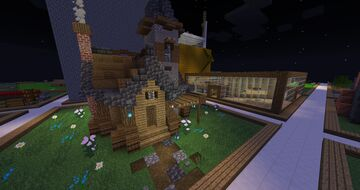 ArisCraft Minecraft Server