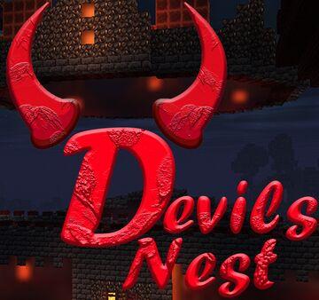 Devil's Nest - Factions, Smp, Pvp, Economy & Chestshop  /w Squid Games Minecraft Server