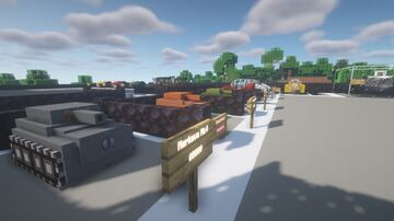 Devil's Nest - Factions, Vehicles, Hunger Games, Economy, Guns & Squid Games Minecraft Server